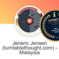 "VOTE FOR ME Under ""Best Music Blog"" @ Infinity Blog Awards"